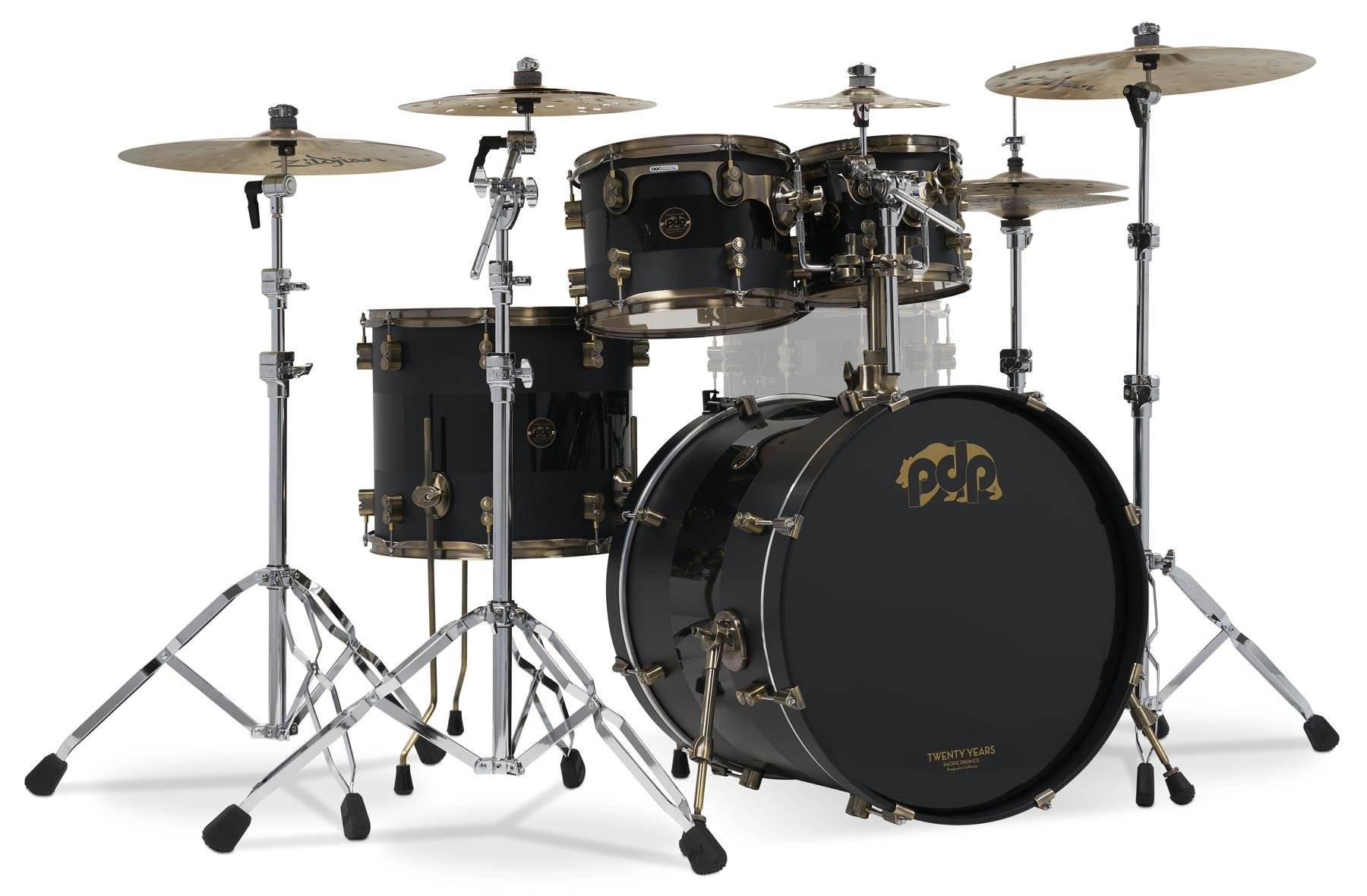 PDP 20th Anniversary Kit 4-Piece Shell Pack