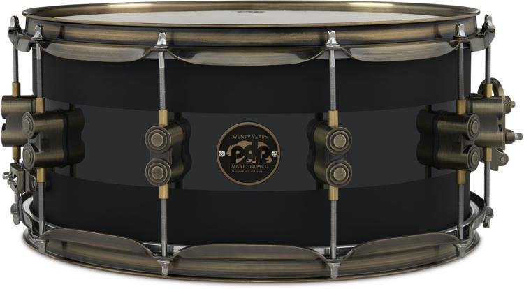 PDP 20th Anniversary Snare Drum