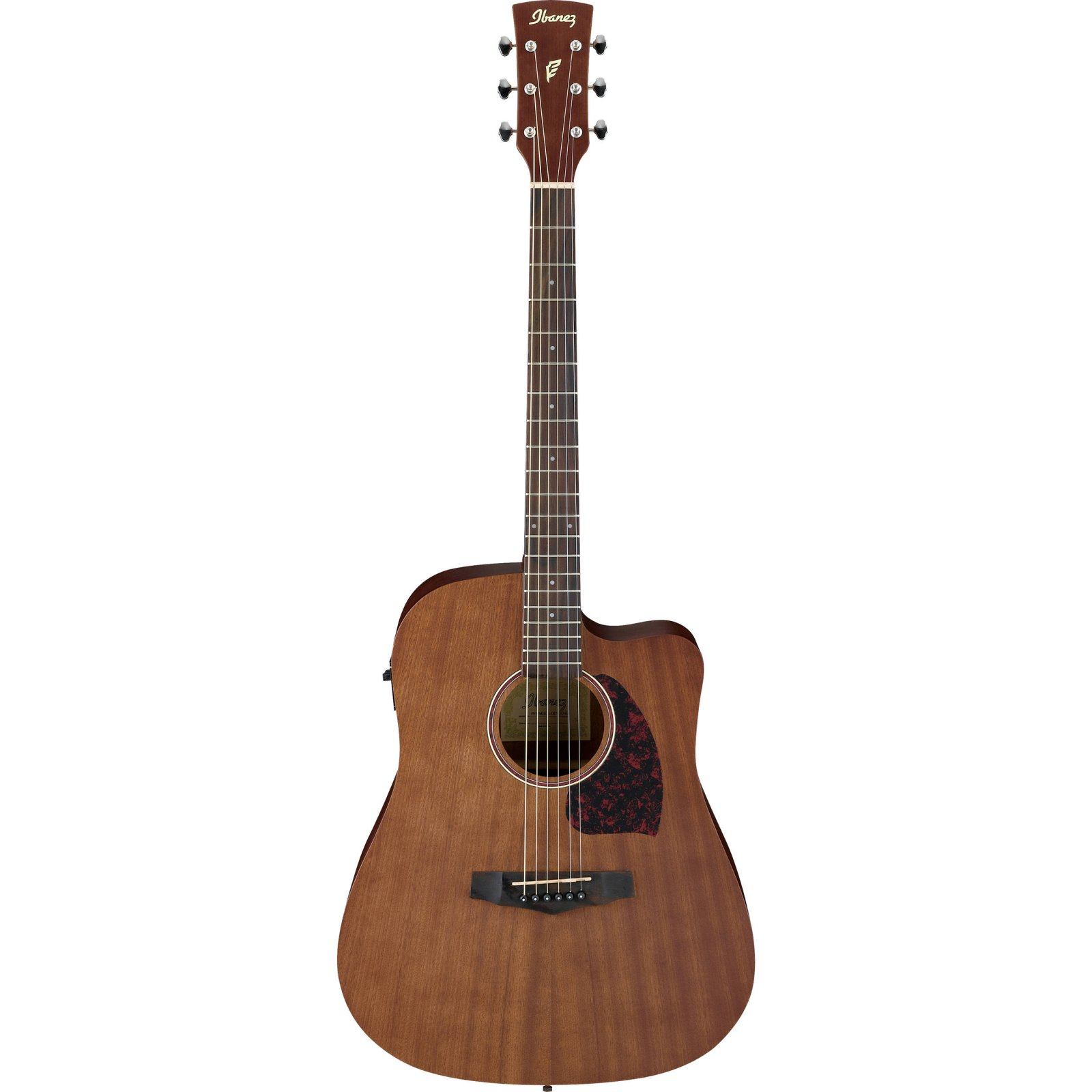 Ibanez PF12MHCEOPN - 6 string Performance  guitar - Open Pore Natural