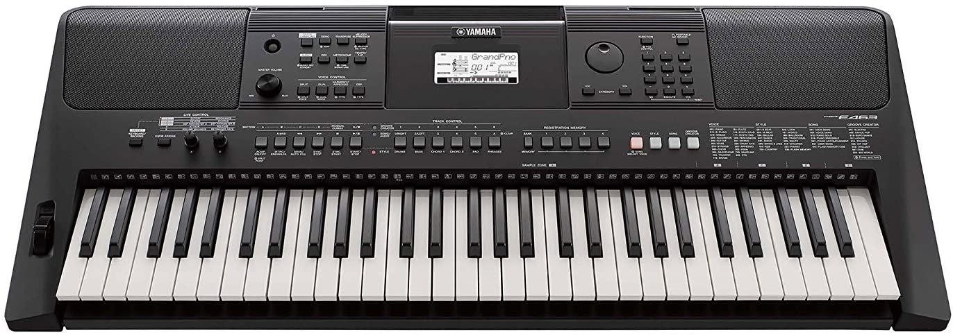 Yamaha Portable Keyboard 61-Keys