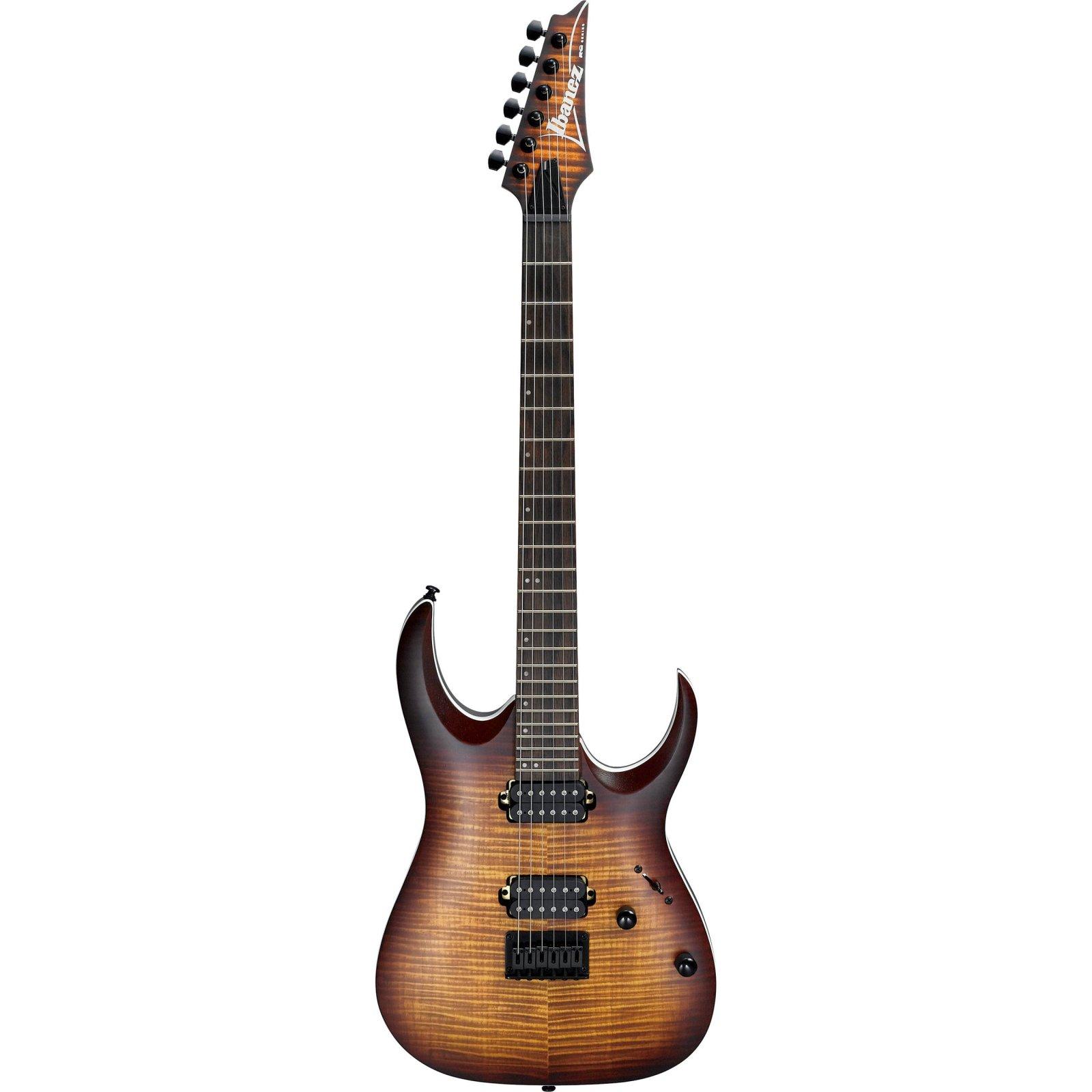 Ibanez RGA Standard 6str Electric Guitar - Dragon Eye Burst Flat
