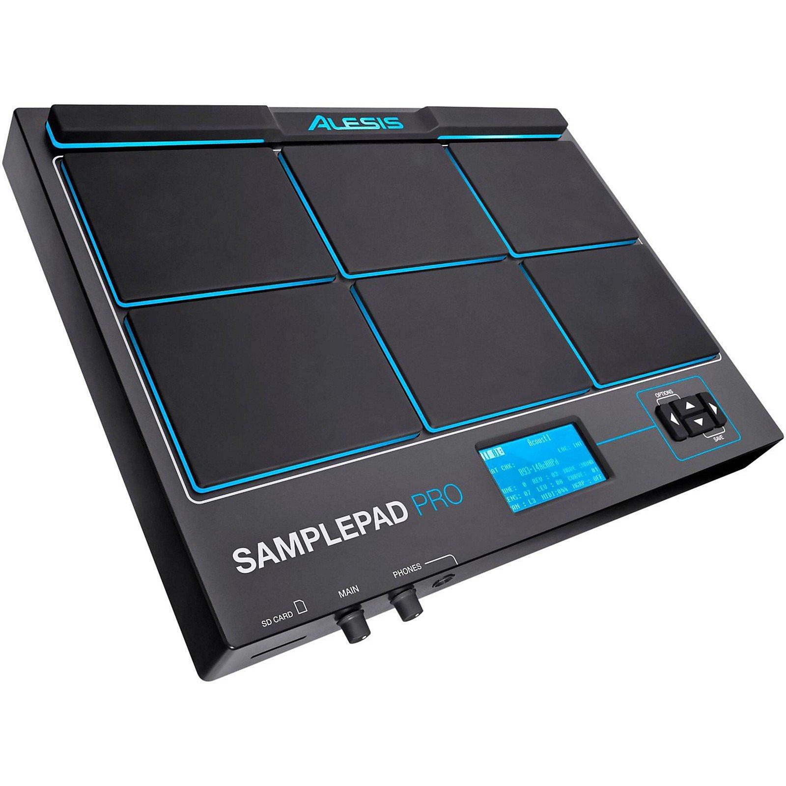 Alesis Sample Pad Pro 8-Pad Percussion Pad
