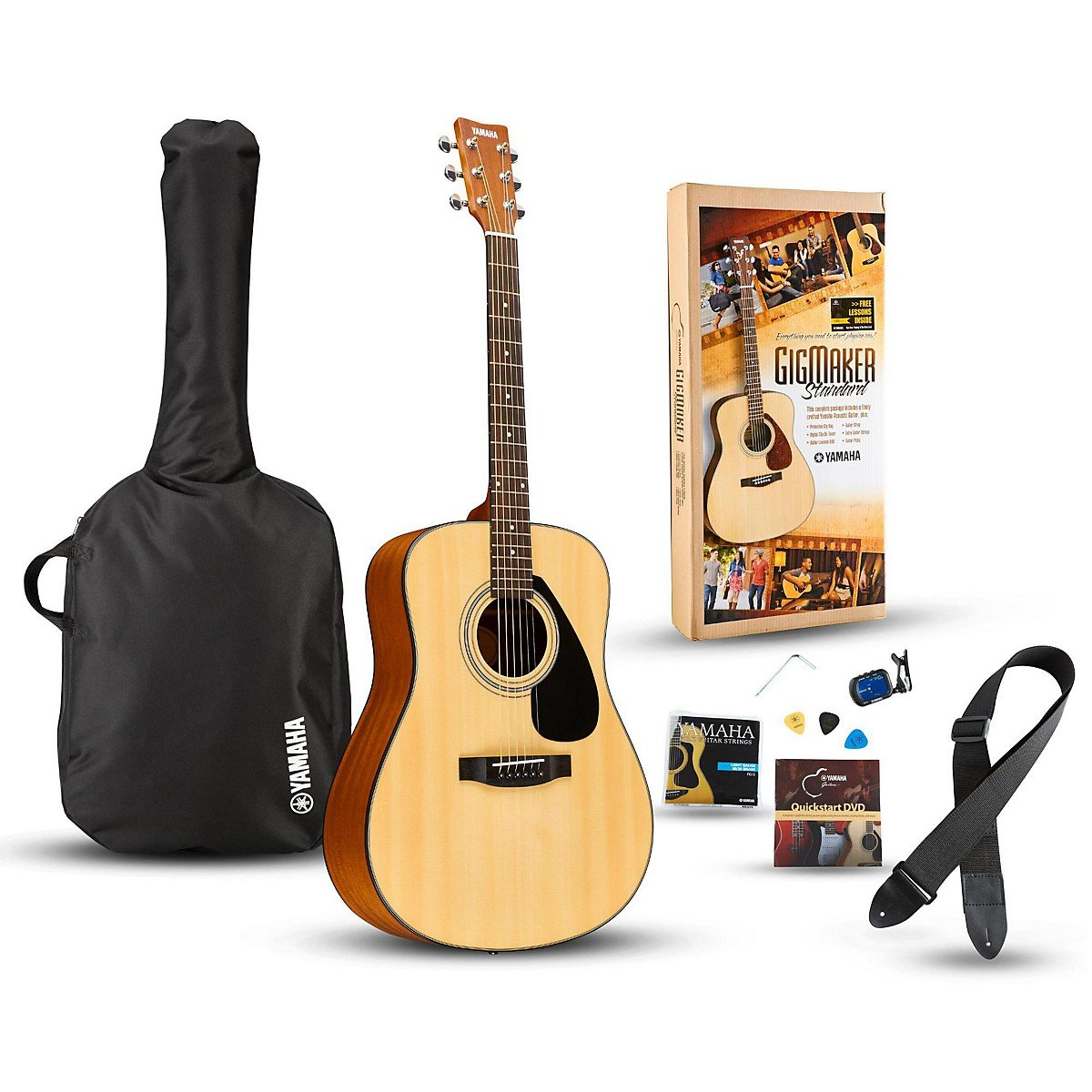 Yamaha Gigmaker Standard - Acoustic Guitar