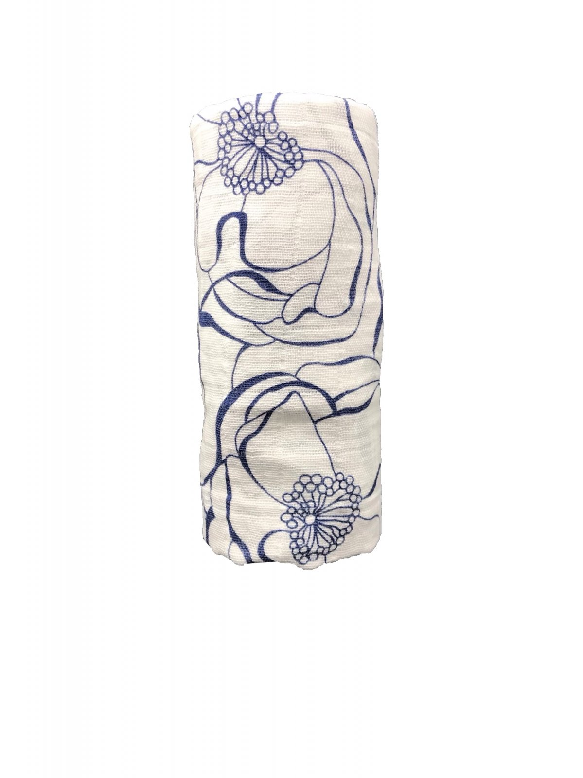 Bouquet Cobalt Swaddle