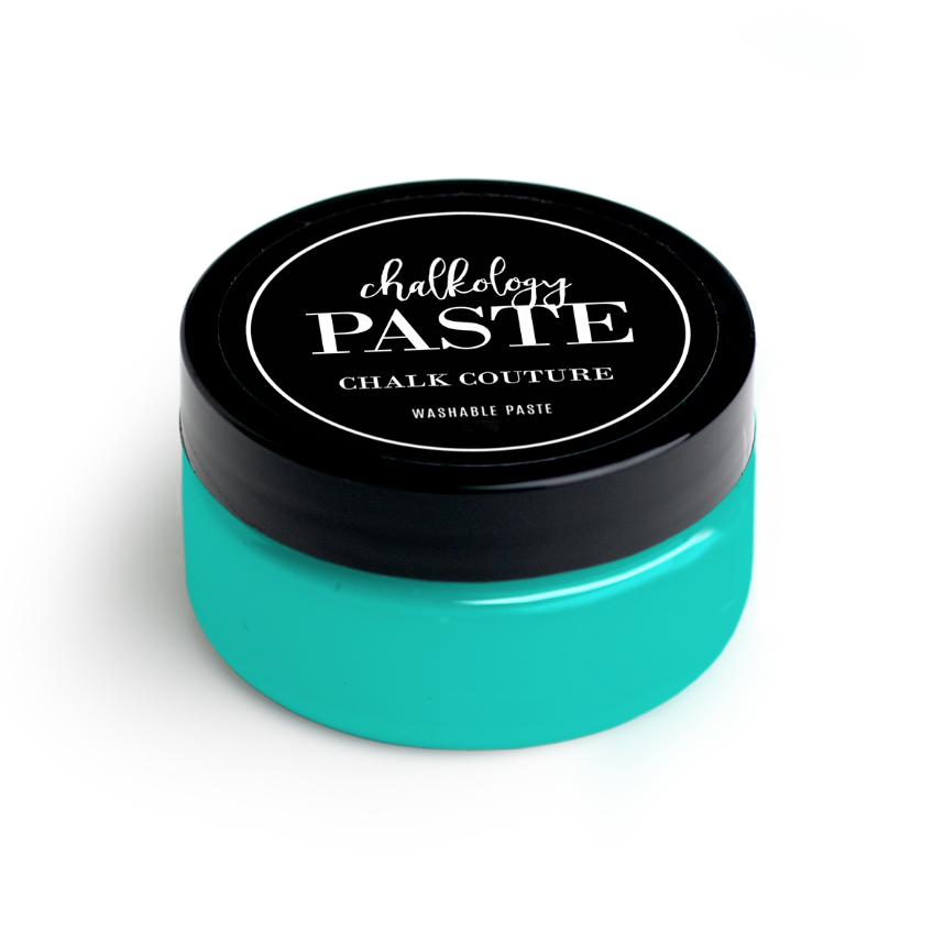 Chalkology Paste Couture Teal