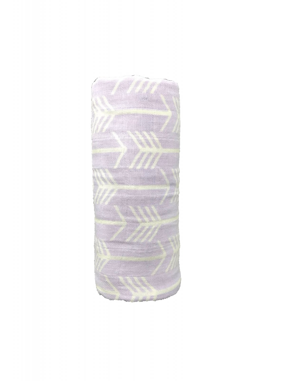 Lilac Arrows Swaddle