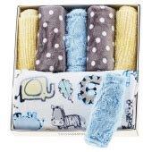 Lion Around  Blue Cuddle Kit