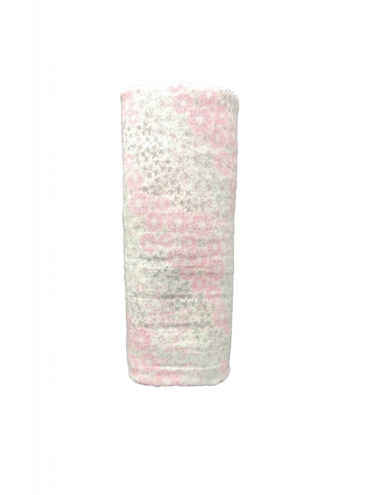 Pretty in Floral Blush Swaddle