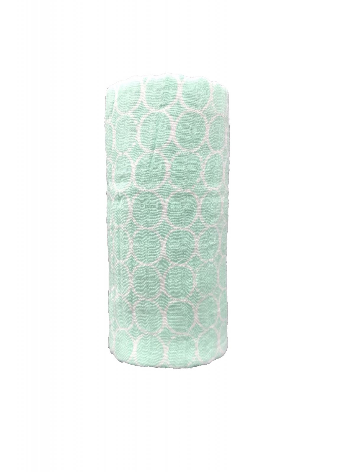 Teal Opal Swaddle