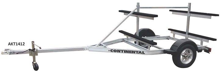 Continental AKT212 Trailer