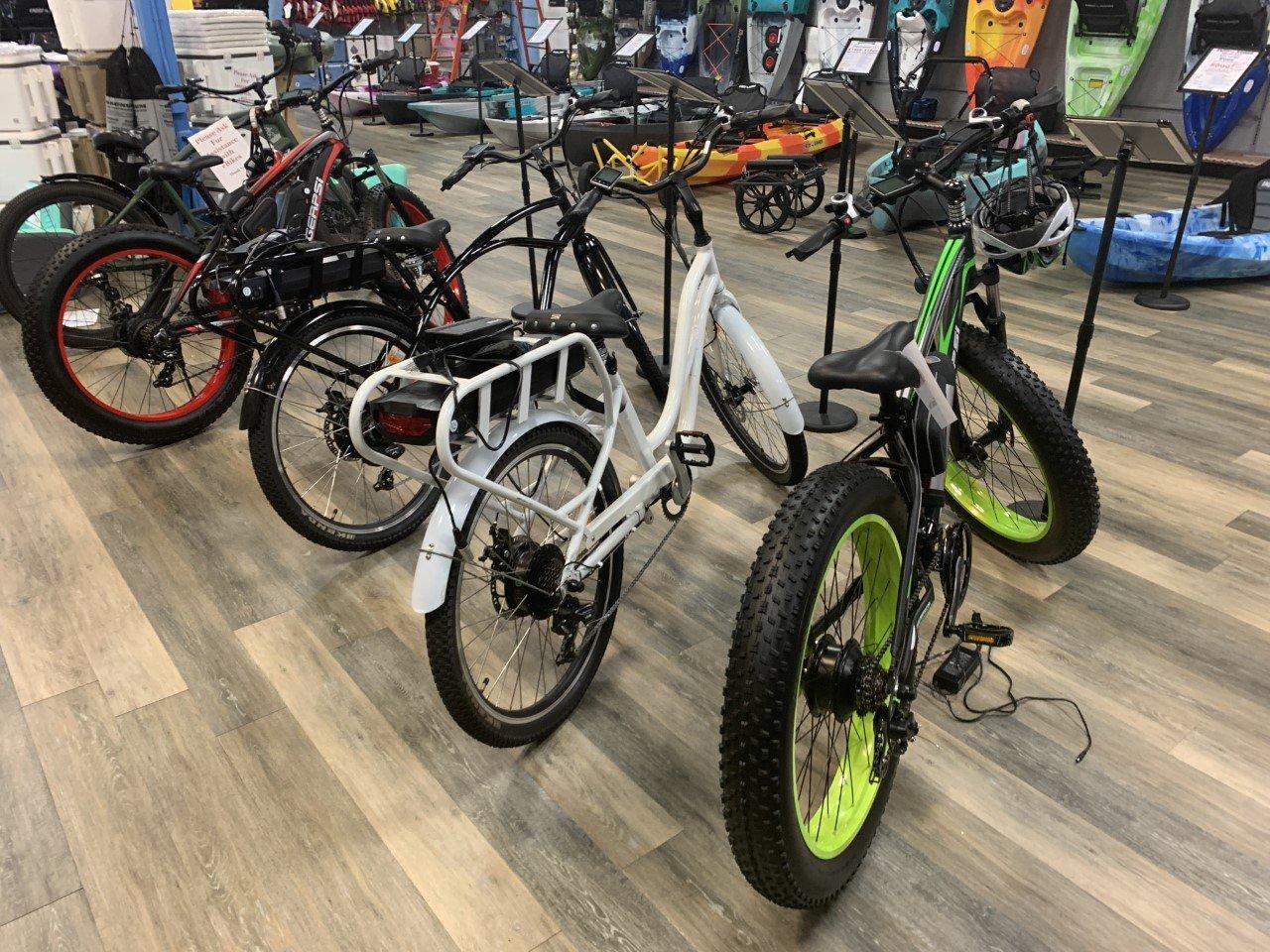 360 Watt E-Bike