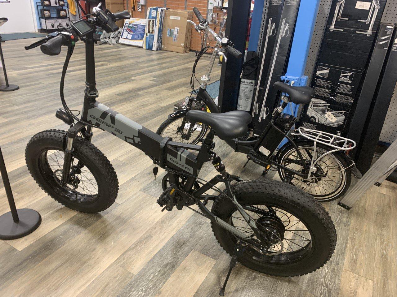 360 Watt Folding E-Bike Gerpsie