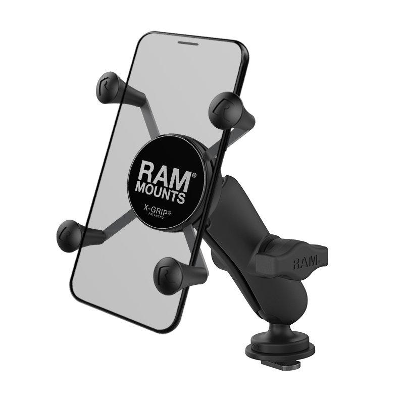 RAM X-GRIP TRACK BALL MOUNT