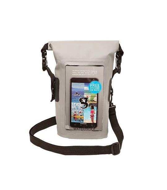 Large Phone & Drybag Tote