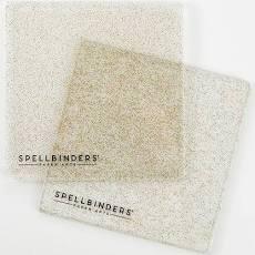 Spellbinders 6x6 Glitter Cutting Plates