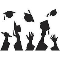 Darice Graduation Caps embossing folder