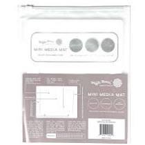 Waffle Flower Mini Media Mat