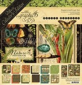 Graphic 45 Nature Notebook papercrafting set