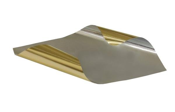 Rinea 6x12 12 pk glossy silver/gold