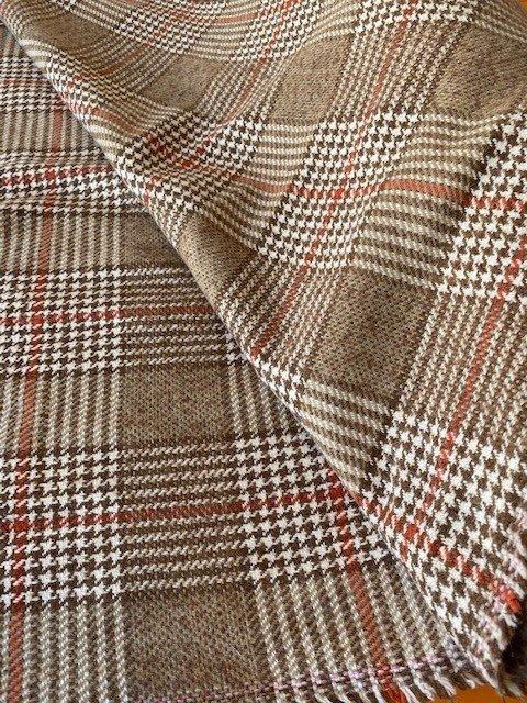 Wool Blend Coating