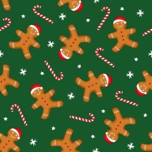 Gingerbread Shuffle