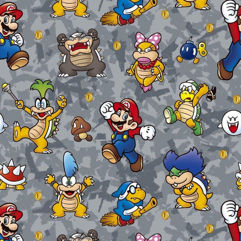 Super Mario Bros. Nintendo