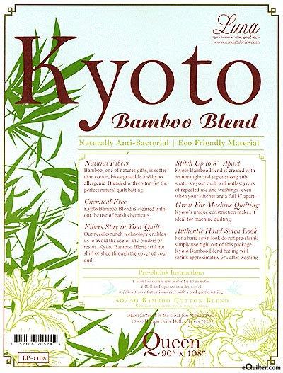 Kyoto Bamboo Blend Batting