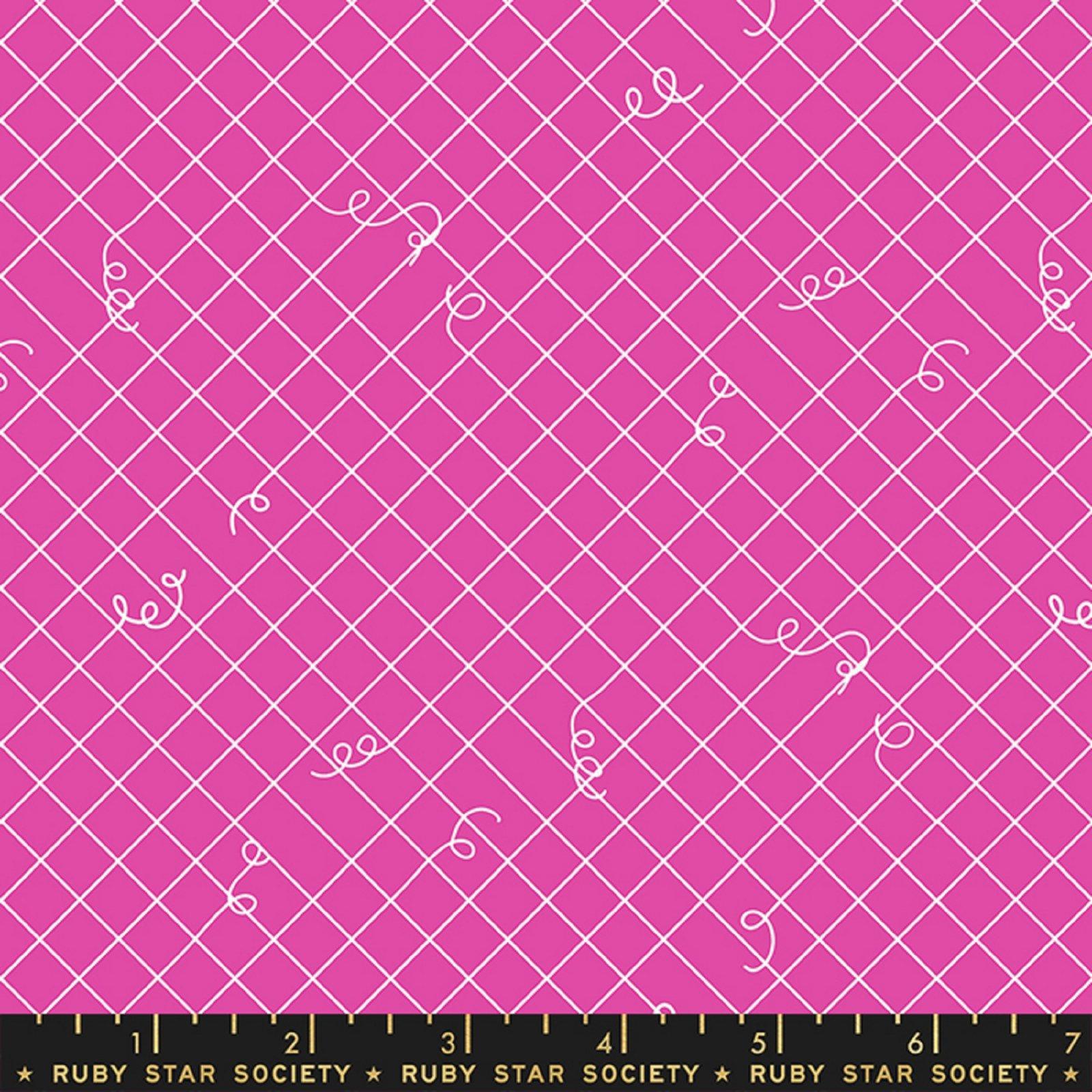 Adorn- Broken Ties Blend- Berry By Rashida Coleman Hale- Ruby Star Society- Moda