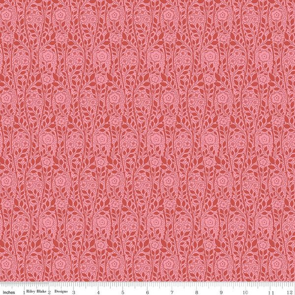 Emporium Collection from Liberty Fabrics Merton Rose E
