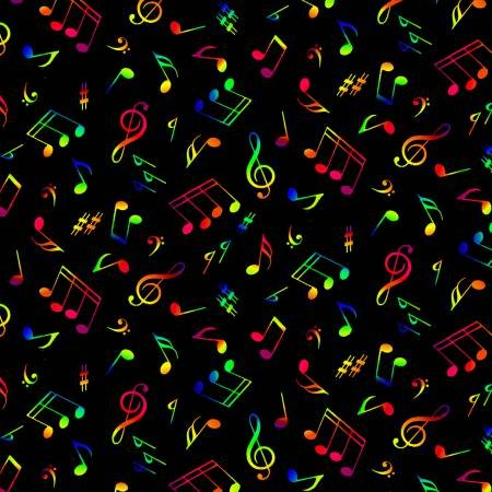 Musical Notes Multi