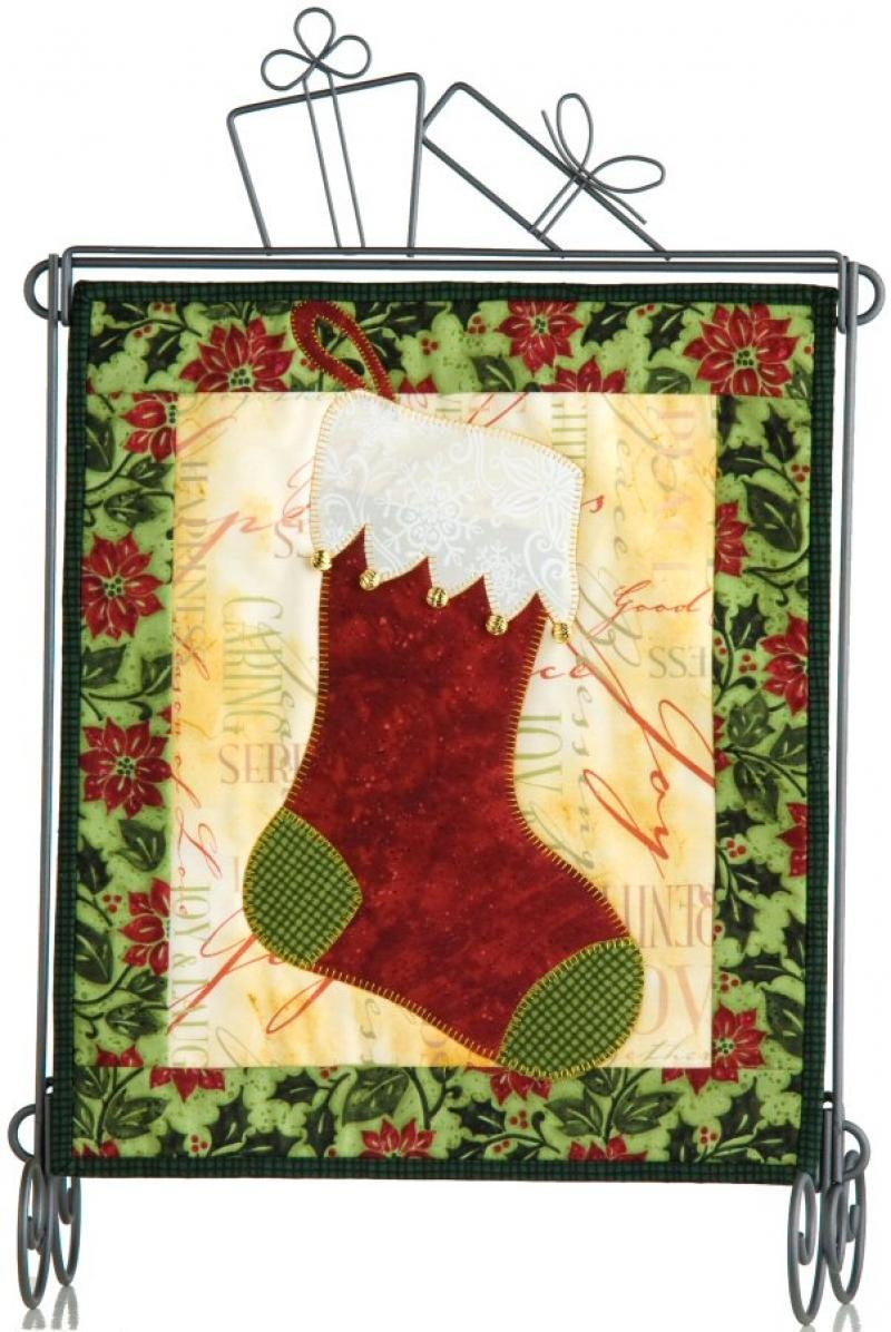 Patch Abilities Holiday Stocking Pattern Kit
