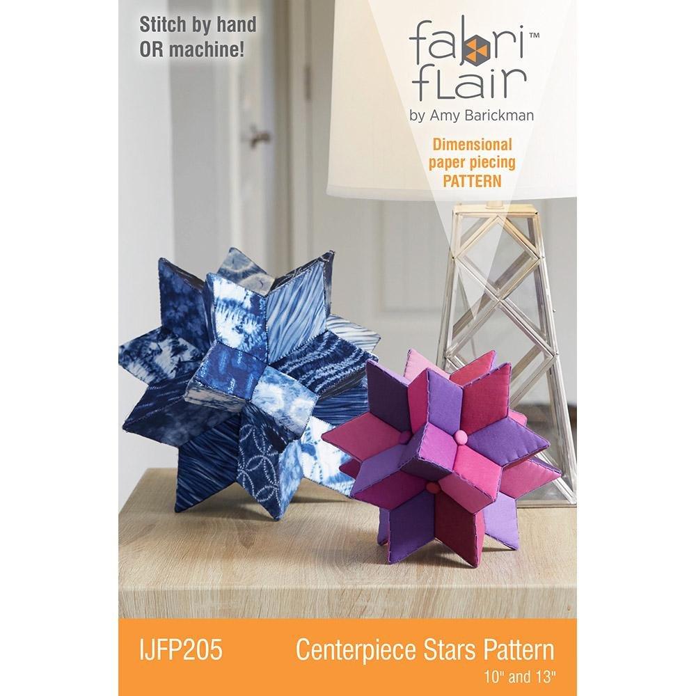 Fabriflair Centerpiece Stars Pattern