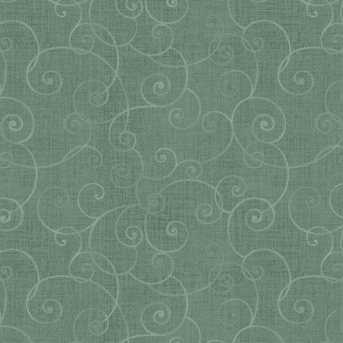 Whimsy Basics Soothing Swirl Light Jade
