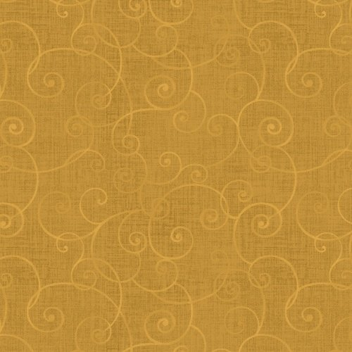 Whimsy Basic Soothing Swirl Gold