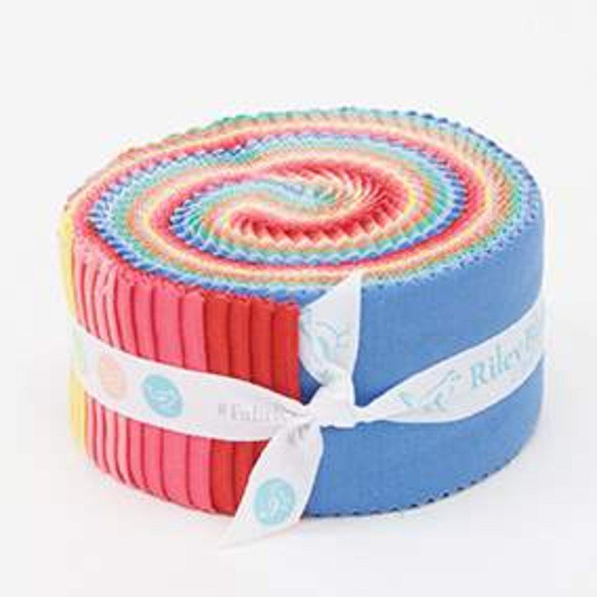 Confetti Cottons 2 1/2in Strips 40 pcs