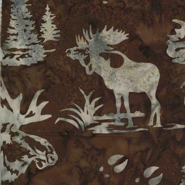 Moose Batik N2911-552 Cedar