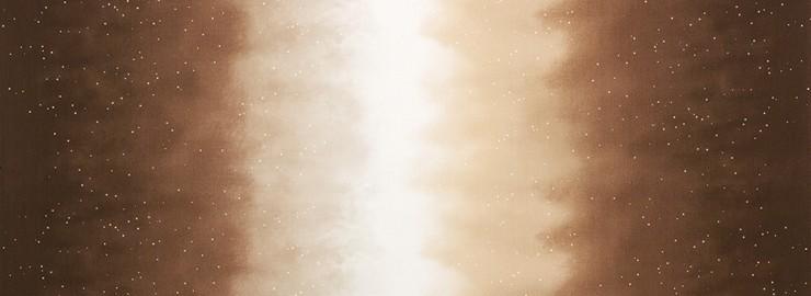 Enchanted Pines Night Sky K 15465-172  Cocoa