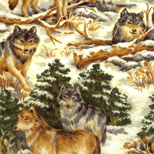 Wolves FQ 112-96101