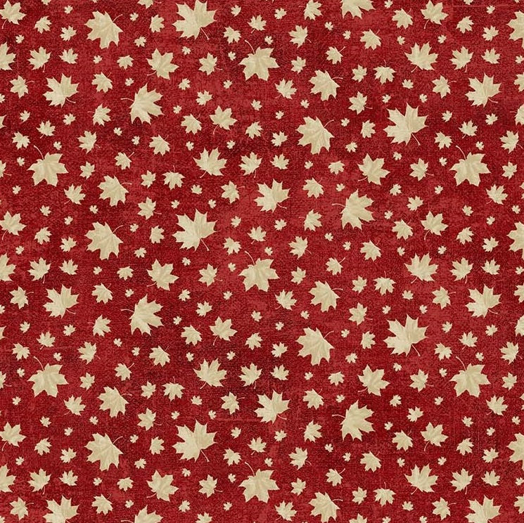 Canadian Maple Leaf 22532-24 Red