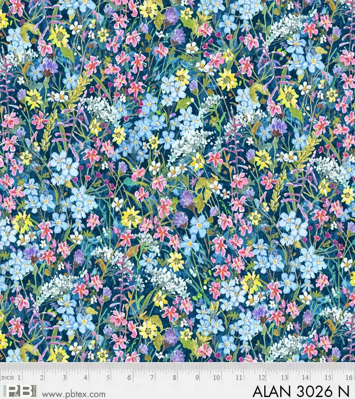 National Parks Digital Floral PB 3026 N