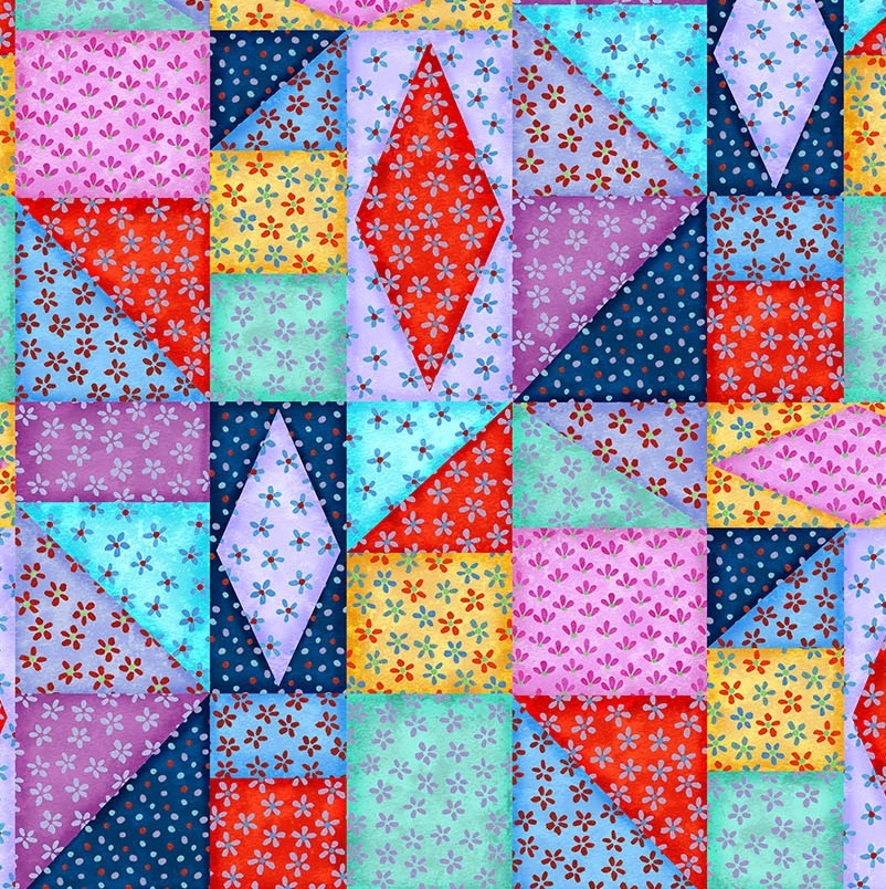 Mothers and Daughters Patchwork NC  22756-49