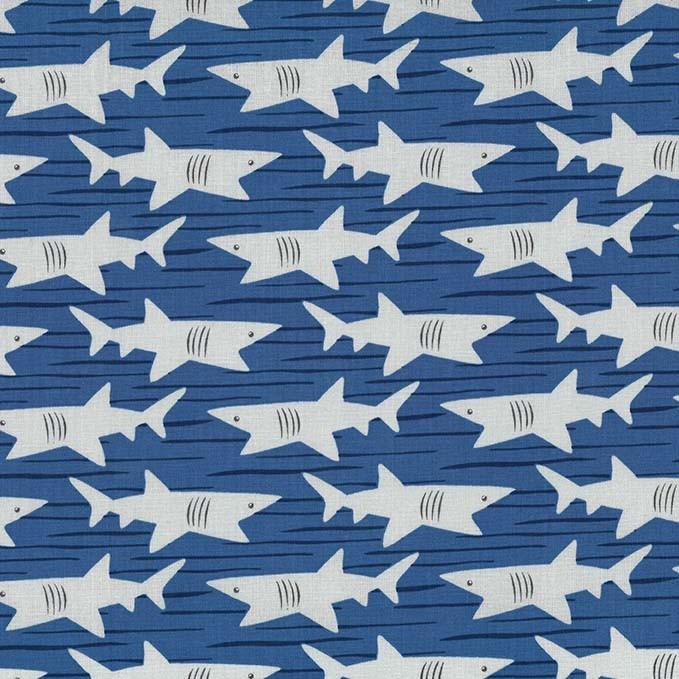 Acadia Sharks Navy MM 8277 Ocean