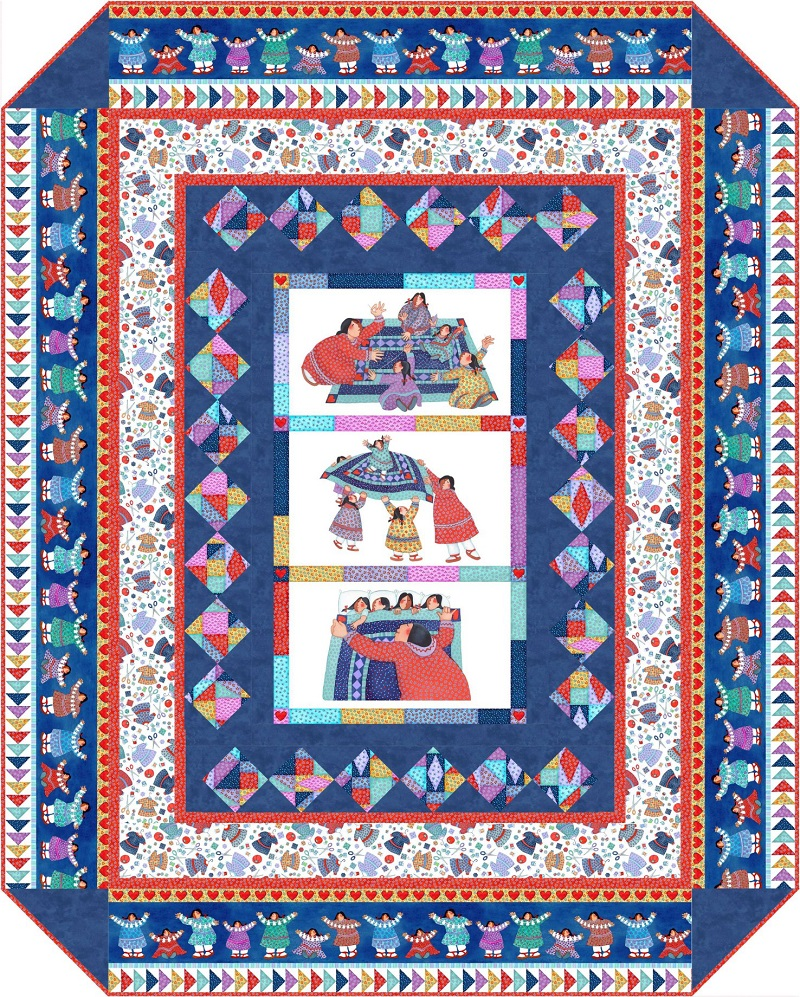 Quilting With Mama Quilt Kit