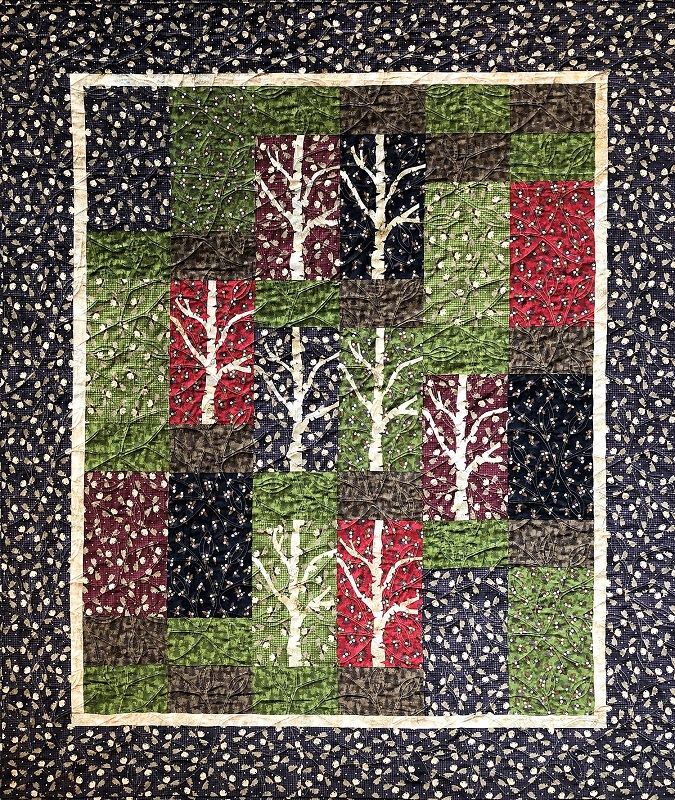 Another Moose is Loose Quilt Kit
