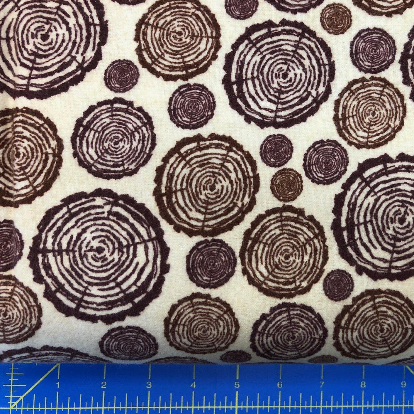 Flannel 12620-265 Parchment
