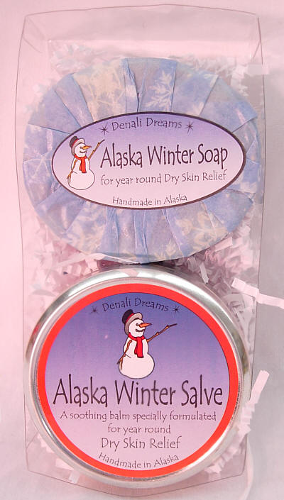 Winter SalveSoap Pack