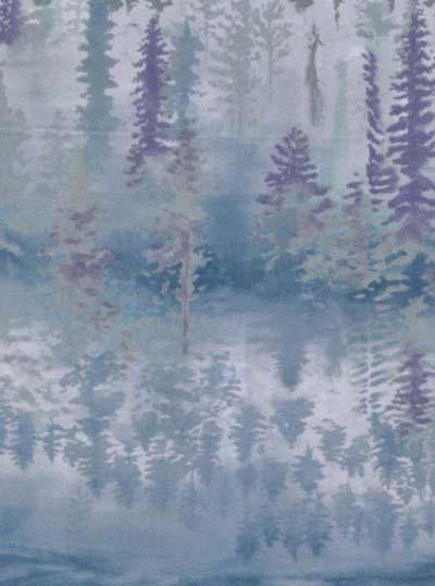 Misty Trees in Ice-PN007-176