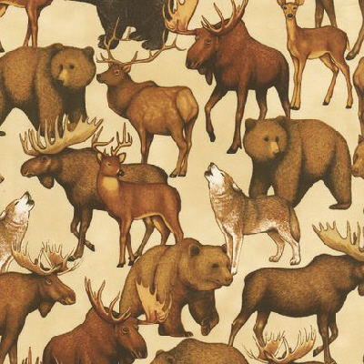Copper Ridge Wildlife-Tan K 9151-14