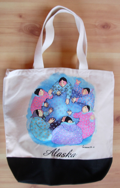 Tote Bag Lavallee Quilters