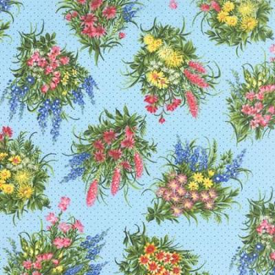 Wildflowers VII M 32975-12 Sky